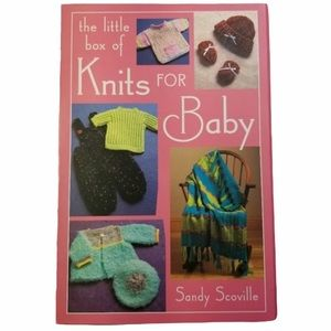 Knits For Baby Patterns Box Sandy Scoville